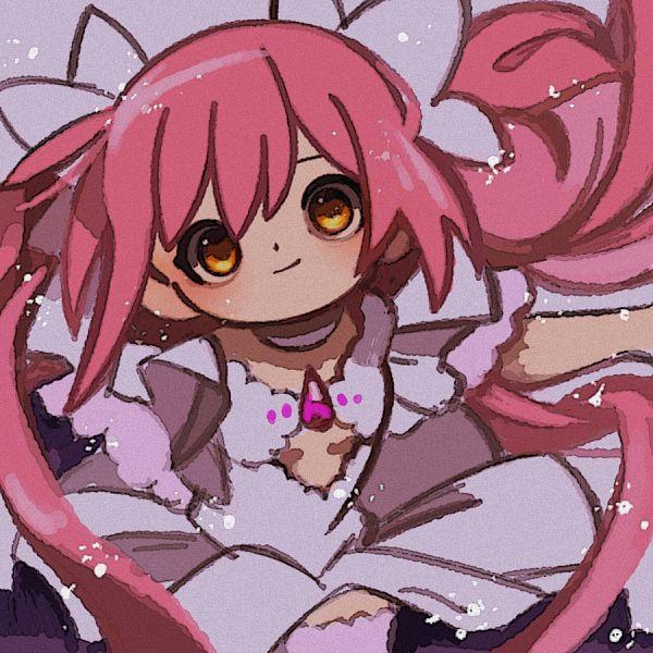 Tags: Anime, Pixiv Id 1447670, Mahou Shoujo Madoka☆Magica, Kaname Madoka, Ultimate Madoka, Fanart From Pixiv, Pixiv, Fanart