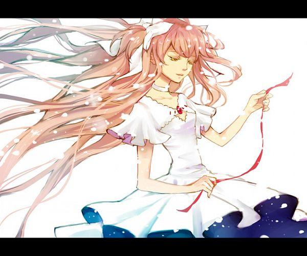 Tags: Anime, Pixiv Id 53972, Mahou Shoujo Madoka☆Magica, Ultimate Madoka, Kaname Madoka, Pixiv, Fanart, Fanart From Pixiv