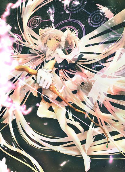 Tags: Anime, Pixiv Id 6645452, Mahou Shoujo Madoka☆Magica, Kaname Madoka, Ultimate Madoka, Fanart, Fanart From Pixiv, Pixiv