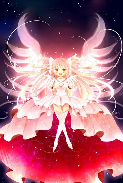 Tags: Anime, Inazume-panko, Mahou Shoujo Madoka☆Magica, Ultimate Madoka, Kaname Madoka
