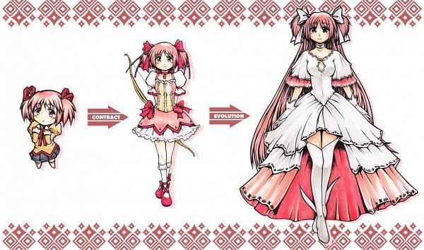 Tags: Anime, Uniwhale, Mahou Shoujo Madoka☆Magica, Ultimate Madoka, Kaname Madoka