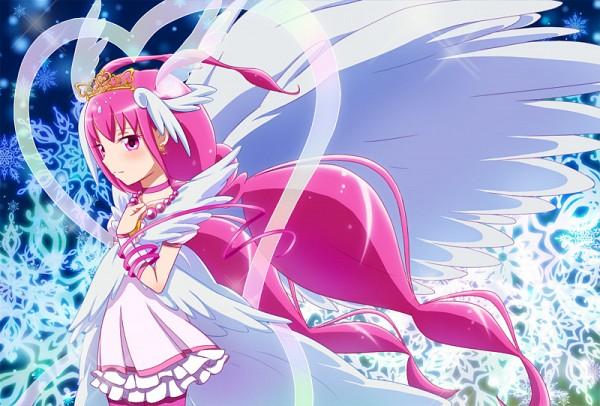 Tags: Anime, Pixiv Id 277662, Smile Precure!, Hoshizora Miyuki, Ultra Cure Happy, Pixiv, Fanart, Fanart From Pixiv