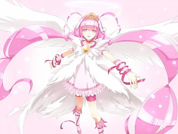 Tags: Anime, Pixiv Id 4805125, Smile Precure!, Ultra Cure Happy, Hoshizora Miyuki, Pixiv, Fanart, Fanart From Pixiv