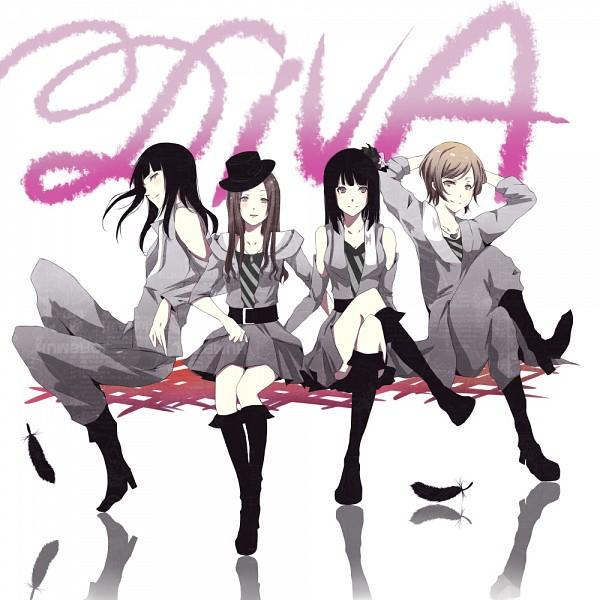 Umeda Ayaka - DiVA (Band)