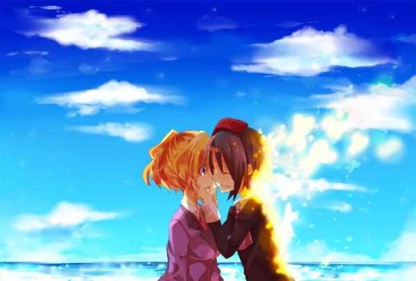 Tags: Anime, 07th Expansion, Umineko no Naku Koro ni, Kanon (Umineko), Ushiromiya Jessica, When The Seagulls Cry