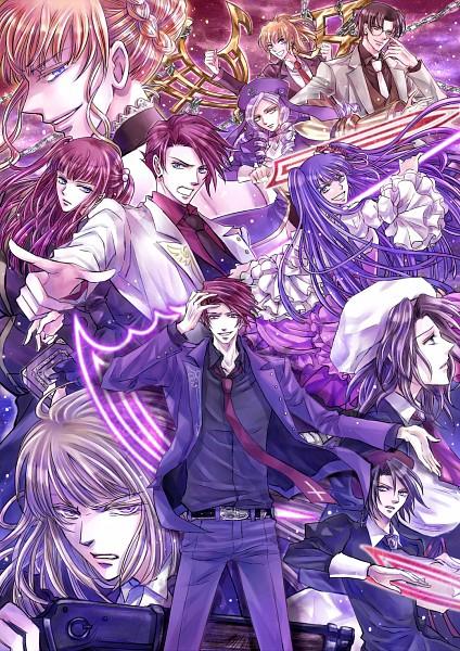 Tags: Anime, Kaoru, 07th Expansion, Umineko no Naku Koro ni, Beatrice, Ushiromiya Rosa, Shannon, Dark Battler, Ushiromiya George, Ushiromiya Battler, Ushiromiya Ange, Kanon (Umineko), Ushiromiya Jessica, When The Seagulls Cry