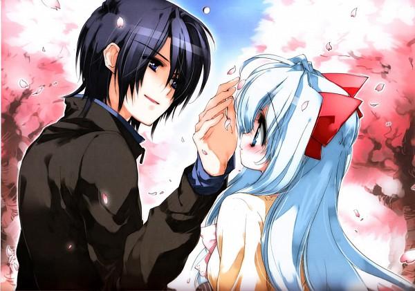 Tags: Anime, Toujou Sakana, Under the Moon, Ashe (Under the Moon), Leni