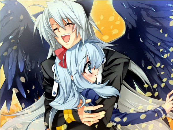 Tags: Anime, Toujou Sakana, Under the Moon, Ashe (Under the Moon), Kairu, CG Art