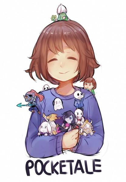 Tags: Anime, Llicornia, Undertale, Chara (Undertale), Asgore Dreemurr, Alphys, Napstablook, Asriel Dreemurr, Undyne, Frisk, W.D. Gaster, Sans, Mettaton