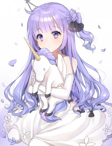 Tags: Anime, herbflavor, Azur Lane, Unicorn (Azur Lane)