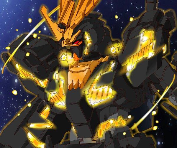 Tags: Anime, Pixiv Id 9383727, Mobile Suit Gundam Unicorn, Unicorn Gundam Banshee, Pixiv, Fanart, Fanart From Pixiv, Gundams