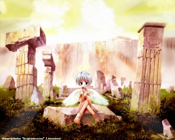 Tags: Anime, Destruction, Column, Wallpaper, Unidentified
