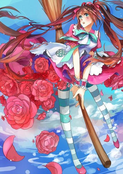Tags: Anime, Pixiv Id 1196229, Axis Powers: Hetalia, United Kingdom (Female), Pixiv, Player 2, Nyotalia, Mobile Wallpaper