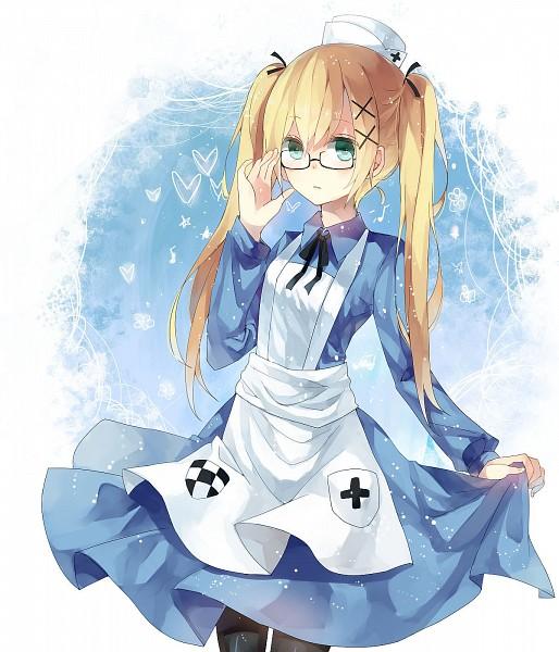 Tags: Anime, Pixiv Id 3280857, Axis Powers: Hetalia, United Kingdom (Female), Nyotalia, Pixiv