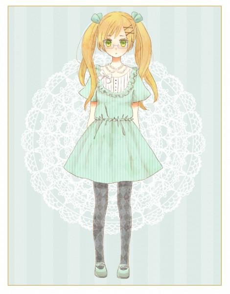 Tags: Anime, Hiyori (Pixiv2404556), Axis Powers: Hetalia, United Kingdom (Female), Fanart From Pixiv, Fanart, Nyotalia, Pixiv
