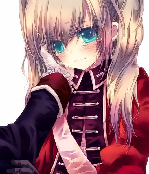 Tags: Anime, Konno Kengo, Axis Powers: Hetalia, United Kingdom (Female), United States (Female), American Revolutionary War, Nyotalia, Pixiv, Allied Forces