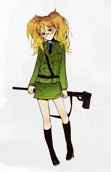 Tags: Anime, Fuji, Axis Powers: Hetalia, United Kingdom (Female), Mobile Wallpaper, Nyotalia