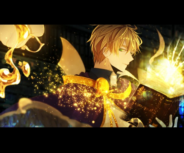 Tags: Anime, Pixiv Id 5371030, Axis Powers: Hetalia, United Kingdom, Magic User Outfit, Spill, Sorcerer, Spellbook, Using Magic, Fanart, Pixiv, Fanart From Pixiv, PNG Conversion