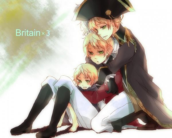 Tags: Anime, Axis Powers: Hetalia, United Kingdom, Allied Forces