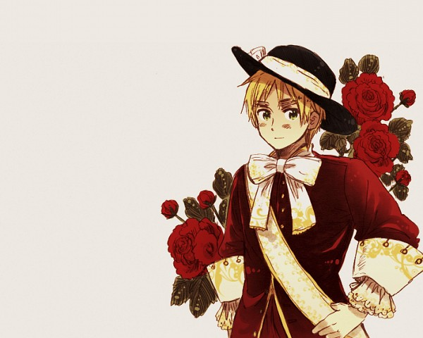 United Kingdom - Axis Powers: Hetalia