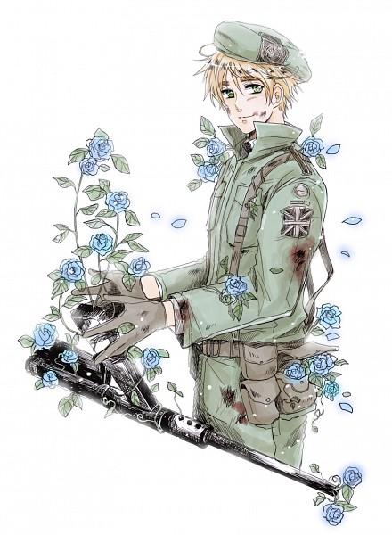 Tags: Anime, Hota Makun, Axis Powers: Hetalia, United Kingdom, Fanart, Pixiv, Allied Forces