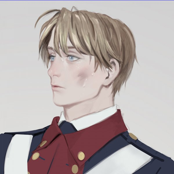 Tags: Anime, Bearkala, Axis Powers: Hetalia, United States, Independence Day, Fanart, Fanart From Pixiv, Pixiv