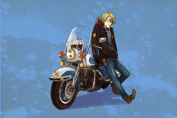 Tags: Anime, Annie (Pixiv176892), Axis Powers: Hetalia, United States, Pixiv, Wallpaper, Allied Forces