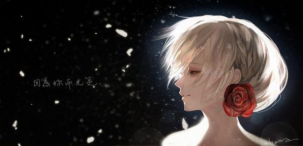 Tags: Anime, Say HANa, Unlight (Game), Facebook Cover, Pixiv, Fanart