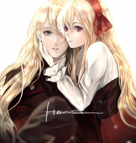 Tags: Anime, Say HANa, Unlight (Game), Donita, Ada (Unlight), Revision