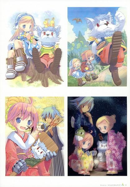 Tags: Anime, POP, Unlutin KOAKUMAPOP