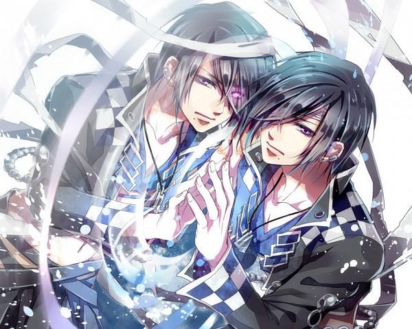 Tags: Anime, Kurumi (Pixiv1223400), Brave 10, Unno Rokurou, Pixiv, Fanart