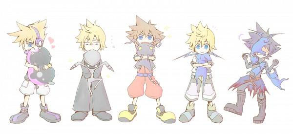Unversed - Kingdom Hearts: Birth by Sleep
