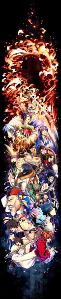 Uonuma Usui - Rurouni Kenshin