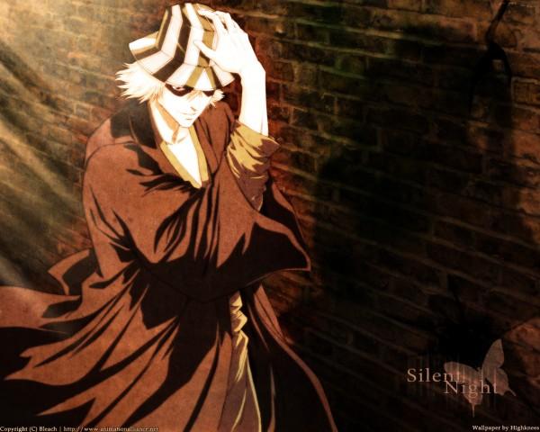 Tags: Anime, BLEACH, Urahara Kisuke, Wallpaper