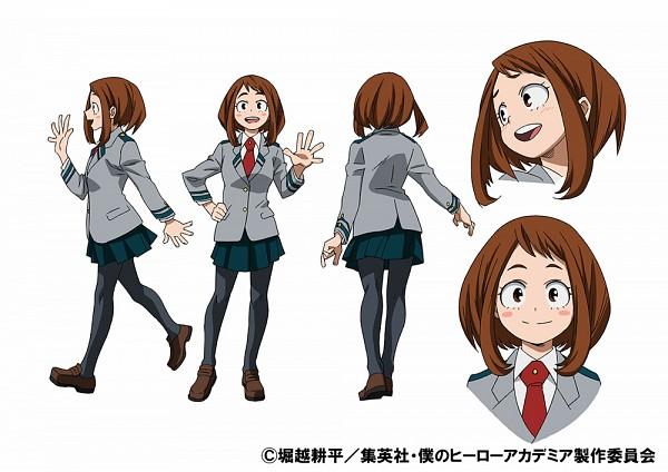 Uraraka Ochako - Boku no Hero Academia