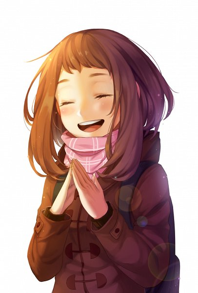 Tags: Anime, Liyuchen1126, Boku no Hero Academia, Uraraka Ochako, Fanart