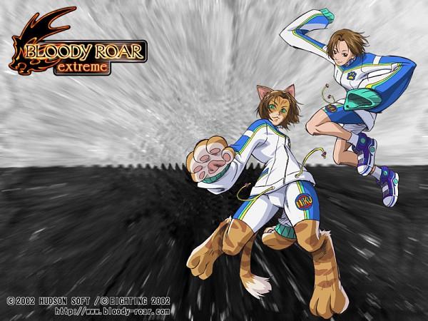 Tags: Anime, Bloody Roar, Uriko The Half Beast