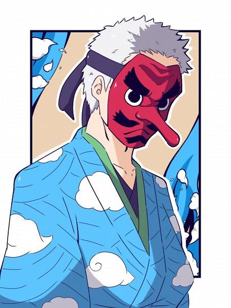 Urokodaki Sakonji - Kimetsu no Yaiba