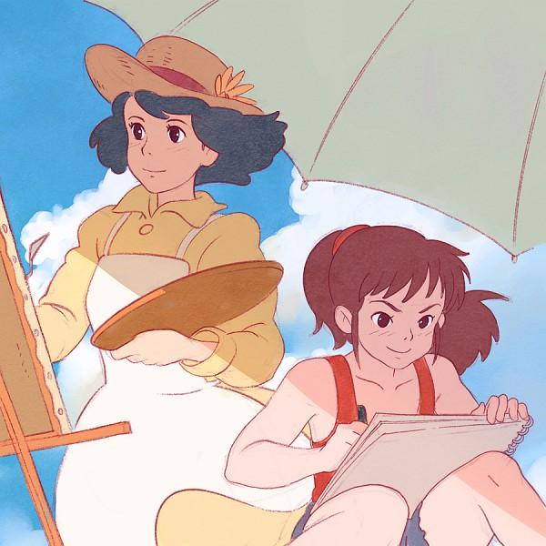 Ursula (Majo no Takkyuubin) - Majo no Takkyuubin