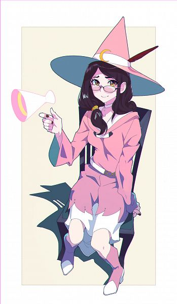 ursula callistis - little witch academia - image  2132613