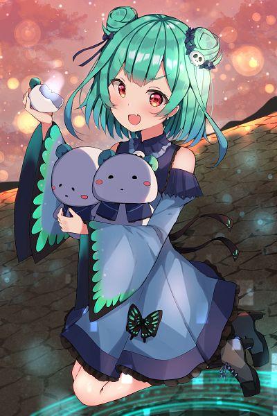 Tags: Anime, Pixiv Id 43683892, Rushia Ch., Hololive, Uruha Rushia
