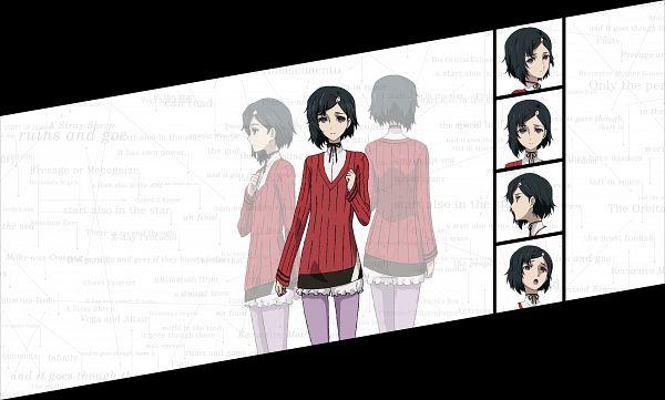 Tags: Anime, Inayoshi Tomoshige, WHITE FOX, Steins;Gate 0, Steins;Gate, Urushibara Ruka, Official Art