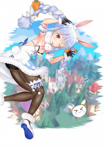 Tags: Anime, Pixiv Id 29181541, Pekora Ch., Hololive, Usada Pekora