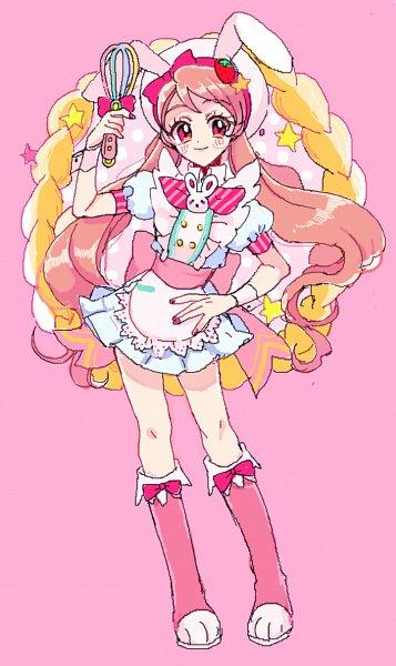 Tags: Anime, Pixiv Id 15814226, Kirakira☆Precure a la Mode, Usami Ichika, Wisk, Fanart, Fanart From Pixiv, Pixiv