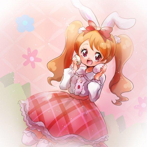 Tags: Anime, Pixiv Id 1706251, Kirakira☆Precure a la Mode, Usami Ichika, Easter, Fanart From Pixiv, Pixiv, Fanart, Twitter