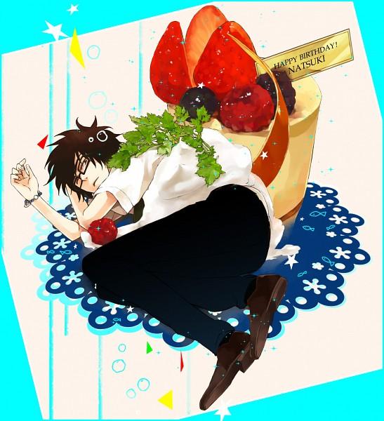 Tags: Anime, Pixiv Id 768292, Tsuritama, Usami Natsuki, Pixiv, Fanart, Fanart From Pixiv