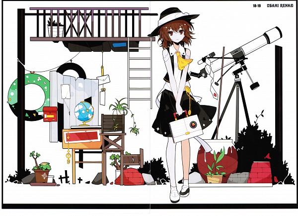 Usami Renko (Renko Usami) - Touhou