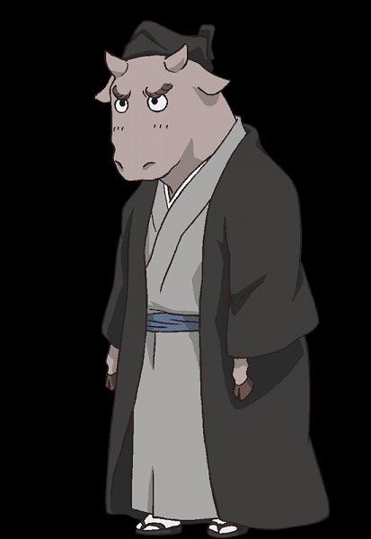 Ushikao No Chuukyuu Youkai - Natsume Yuujinchou