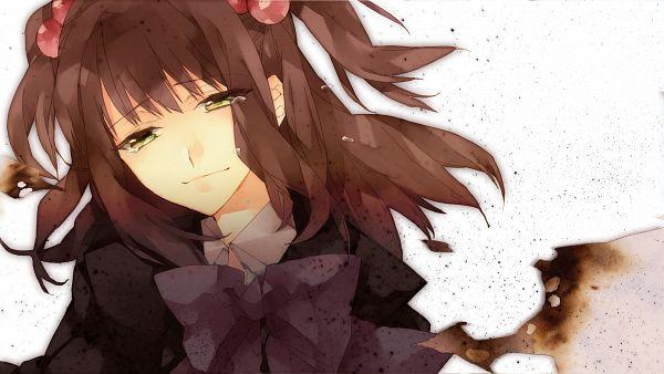 Tags: Anime, Ma / マ, 07th Expansion, Umineko no Naku Koro ni, Ushiromiya Ange, HD Wallpaper, Facebook Cover, Wallpaper