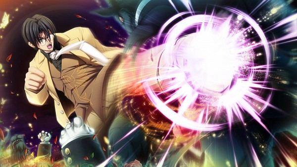 Tags: Anime, Pixiv Id 608352, 07th Expansion, Umineko no Naku Koro ni, Ushiromiya George, HD Wallpaper, Wallpaper